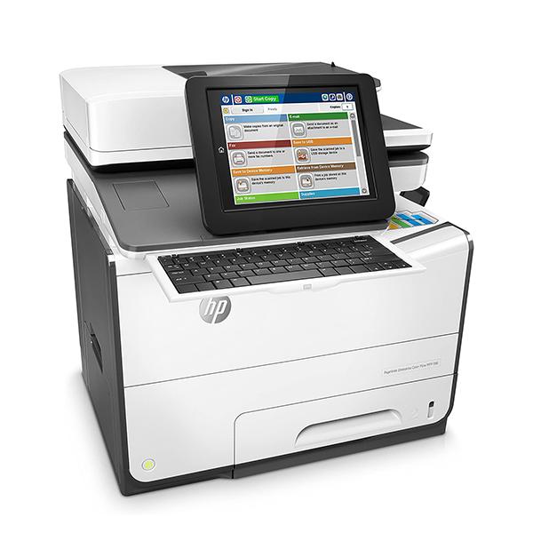 Noleggio stampante HP E58650Dn - BOFF DIGITAL